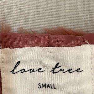 Love Tree Jackets & Coats - Love Tree Woman's Faux Fur Vest